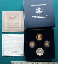 2004 WESTWARD JOURNEY NICKEL SERIES COIN AND MEDAL SET  #1043