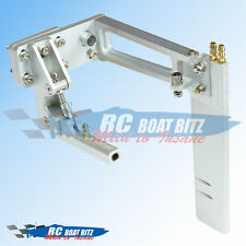 """RC boat 1 piece 130mm rudder/ 3/16"""" stinger - Innovative and time saving"""