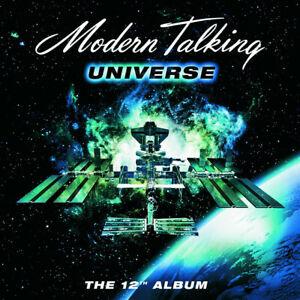MODERN TALKING - Universe The 12th Album