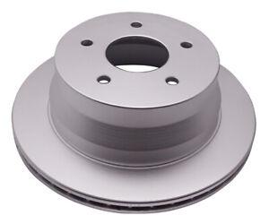 Disc Brake Rotor-Element3; Coated Rotor Rear Raybestos 56707FZN