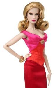 Integrity Fashion Royalty DASHA d'AMBOISE DIVA Supermodel Convention Japan body