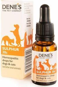 Denes Homeopathic Sulphur 30c 15ml