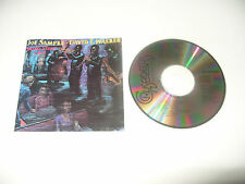 Joe Sample David T Walker Swing Street Cafe cd 8 tracks 1981 Made In Japan