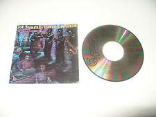 Joe Sample David T Walker Swing Street Cafe cd 8 tracks 1981 Made In Japan
