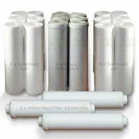 Ersatzfilter Osmose Umkehrosmose  für 3 Jahre, 21 Filter Wasserfilter SET 1 (45,