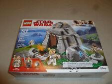 New Lego Star Wars Set Ahch-To Island Training 75200 Skywalker Rey Nib Disney >>