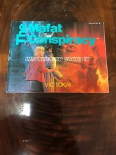 The Mafat Conspiracy (Nintendo, NES) Instruction Manual Booklet Only A