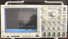 Tektronix MSO4104 Mixed Signal Oscilloscope 1GHz 5GS/s