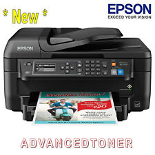 Epson Workforce WF-2750 M/function Wi-Fi Direct Printer - Print,Copy,Scan,Fax
