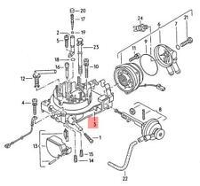 Original VW Carburator main Jet 120-055129405J