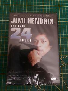 Dvd Jimi hendrix the last 24 hours une legende !