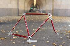 ALAN Super Record Frame / 50 cm / Red / 2.132g / Frame Fork Alloy Aluminium Lugs