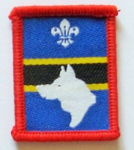 Scout Patrol Badge - Wolf - Post 2002 - New