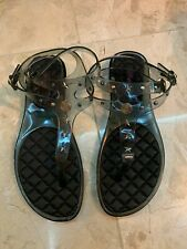 Womens Clear Jelly Shoes Sandals UK5.5 EU39 US8