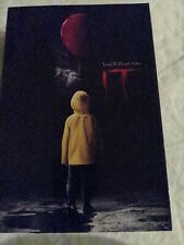 "2018 NECA REEL TOYS WARNER BROS.  "" IT ""  ACTION FIGURE 8""  NEW IN BOX"