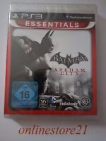 Batman Arkham City  PlayStation 3 NEU PS3
