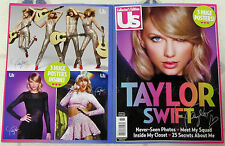 TAYLOR SWIFT Special Collector's Edition US Secrets RARE PICS + 3 Huge POSTERS