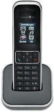 Telekom SINUS 405 Pack Schwarz Mobilteil Ladeschale A405 605 A605 A205 Handteil