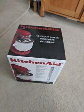Kitchen Aid Ice Cream Maker - Brand New in Box