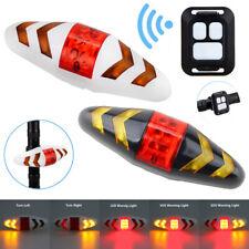 Bike Remote Control Taillamp Direction Indicator Turn Signal Rear Light Wireless