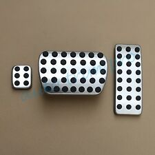 MT Foot Gas Brake Pedal Cover Trim For Benz W176 W246 X156 C117 W166 C292 X166