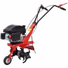 Garden Powerful Petrol Gasoline Soil Cultivator Tiller 5 HP 2.8 kW 2800 rpm