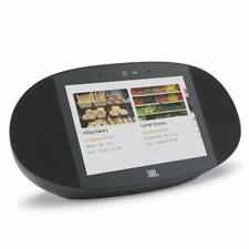 JBL Link View Wireless powered speaker with HD smart display (Black)