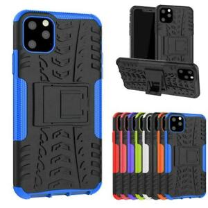 Shockproof Heavy Duty Bumper Hard Cover For iPhone 13 12 Pro Max XR SE 7 8 6Plus