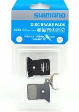 SHIMANO L03A Resin Disc Brake Ice-Tech Fin Pad fit BR-R9170/R8070/R7070 as L02A