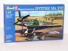 REVELL/GERMANY  #04661 1/72 SPITFIRE Mk.XVI OPEN/FSI