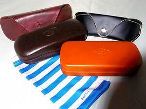 Fossil Eyeglass & Sunglass Cases New!
