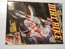 APRIL 1991 DIRT BIKE MAGAZINE,YAMAHA 250,YZWR500,YZWR200,125 SHOUTOUT,HUSKY,KTM