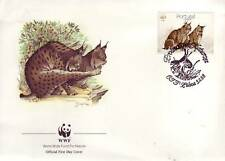 647+ FDC ENVELOPPE 1er JOUR ANIMAUX SAUVAGES PORTUGAL
