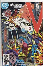 V the comic  #3 comic 1985    visitors