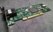 Low Profile Allied Telesyn AT-2701FX Fiber PCI Network Card