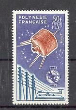 Polynésie Français 44 Espace Space Uit Satellite Syncom ** (MNH)