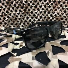 New Km Paintball Sunglasses - Black w/ Smoke Lens