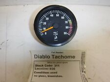 Lamborghini Diablo Genuine Rev Counter/Tachometer Dashboard Instrument Gauge OEM