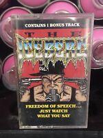 Ice T The Iceburge Cassette Tape Vintage 80s Gangsta Rap Hardcore Hip Hop West