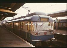 C1543 - Dia slide 35mm original: chemin de fer France, SNCF RATP M561, 1975