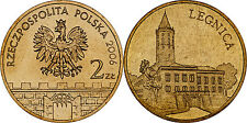 "Poland 2006 - 2 zlotych ""Towns in Poland Series - Legnica"" UNC"