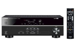 5.1 AV RECEIVER YAMAHA HTR-2071 AV RECEIVER 5.1 surround sound amplifier