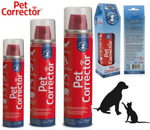 Pet Corrector Spray for Dogs Dog Training Spray to Stop Barking and Unwante 30ML