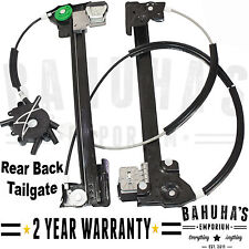 FOR LAND ROVER FREELANDER 1 REAR BACK TAILGATE ELECTRIC WINDOW REGULATOR 98-06