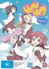 Yuru Yuri Complete Season 2 (Subtitled Edition) NEW R4 DVD