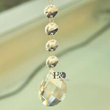 Rainbow Maker Crystal Suncatcher Prisms Pendant Ornament Handmade Home Decor