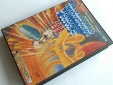 THUNDER FORCE 3 III SEGA MEGA DRIVE (Genesis ) Shooter game Cartridge set -A-