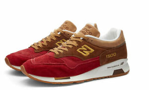 New Balance 1500 Red Sneakers for Men for Sale | Authenticity ...