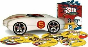 Speed Racer: The Complete Classic Collection  [DVD] *used