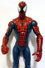 SPIDER-MAN • RED & BLUE ORIGINAL VARIANT • C8-9 • MARVEL UNIVERSE HASBRO